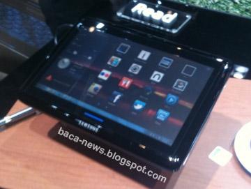 Samsung TX 100 - Tablet PC Samsung TX 100