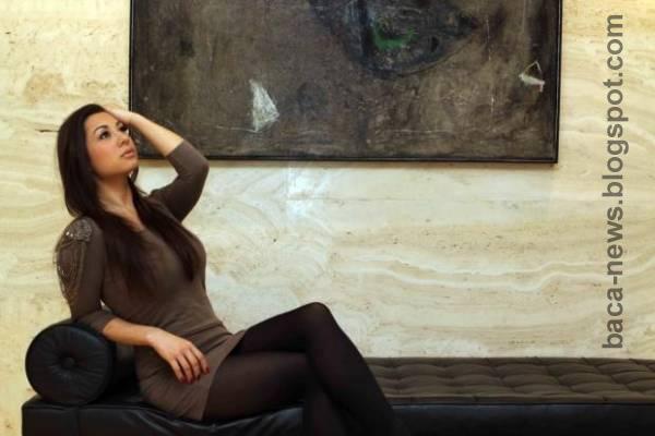 Jennifer Jasmin - Foto Jennifer Jasmin Kurniawan Kekasih Irfan Bachdim