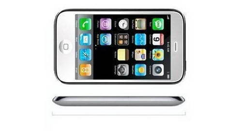 Apple iPhone 4g - Smartphone Terbaik 2011 Apple iPhone 4g