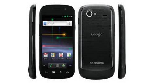 Samsung Nexus S -Smartphone Terbaik 2011 Samsung Nexus S