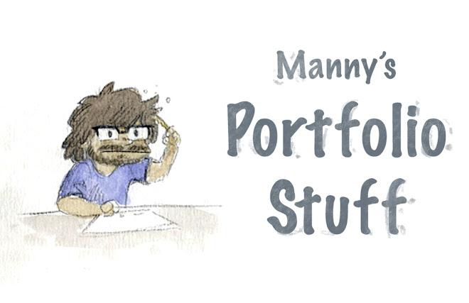 Manny Hernandez's Portfolio