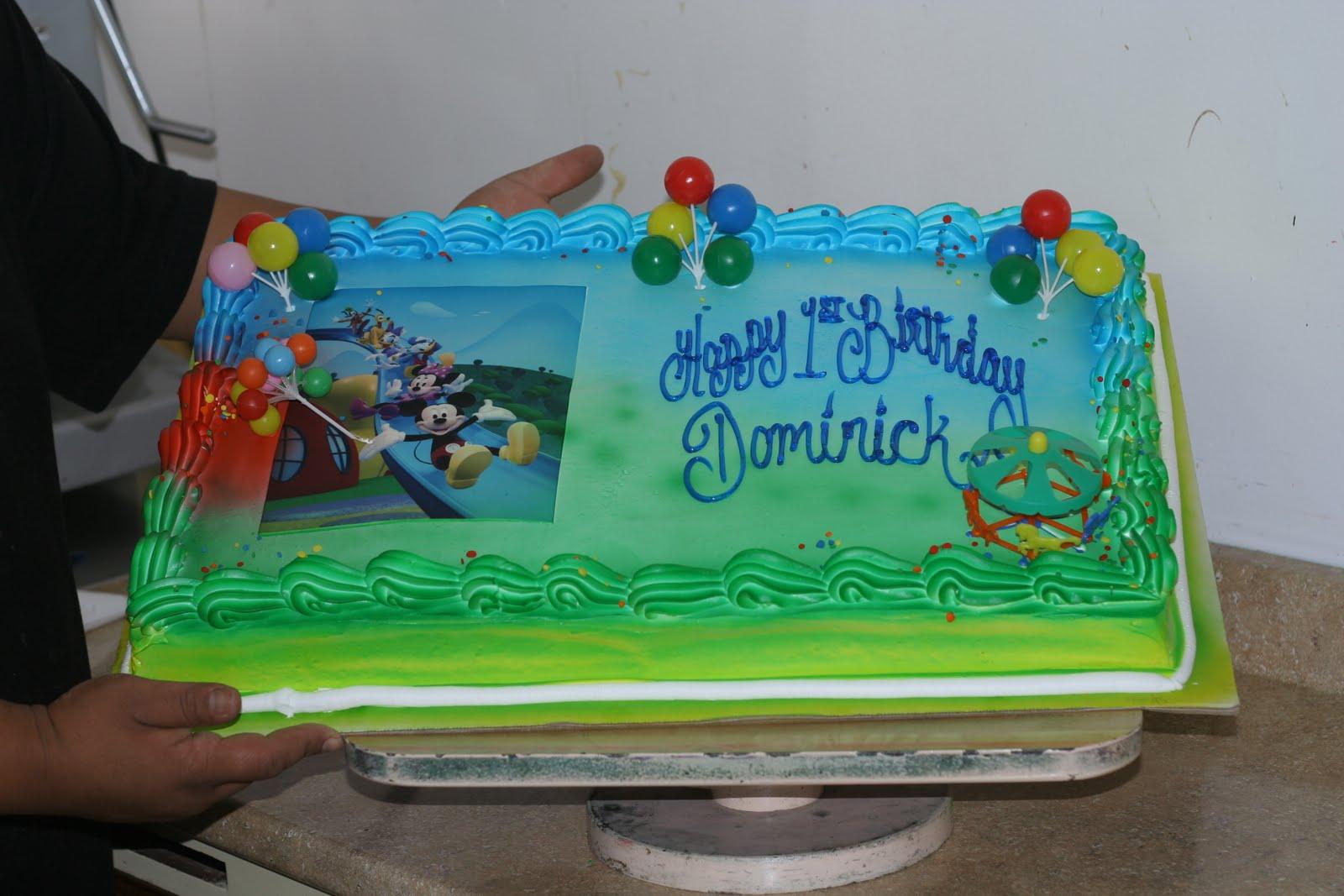 Hectors Custom Cakes July 2010