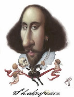 unusual facts about Shakespeare