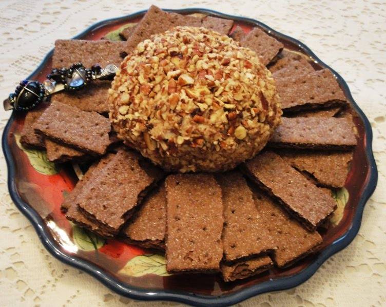 The Cereal Baker: Chocolate Chip Cheese Ball