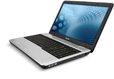 Laptop Toshiba Satellite L455-S5975