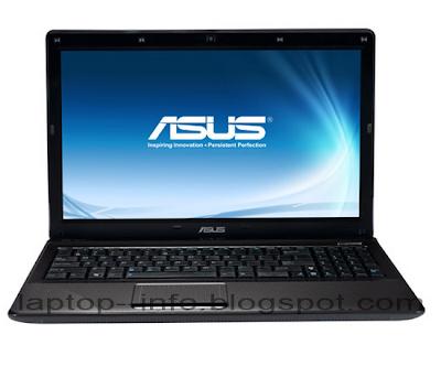 ASUS A42J-laptop