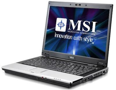 MSI MegaBook EX460