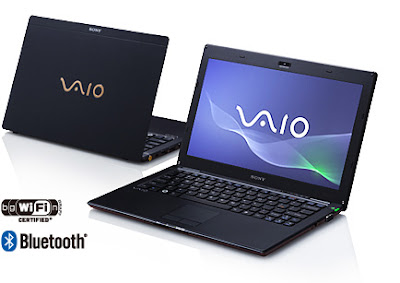 SONY Vaio VPC-X115LG