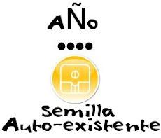 Año Semilla Auto-existente amarilla