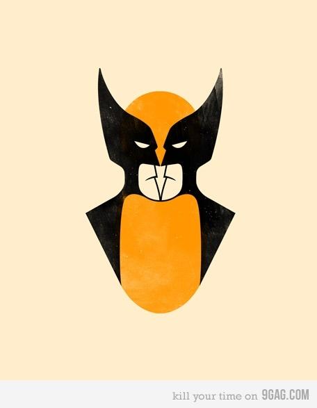 Dois Batmans dão um Wolverine