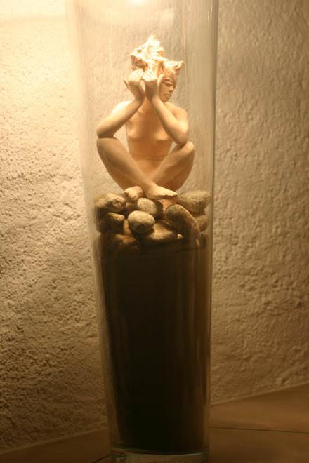 Naïade en vase