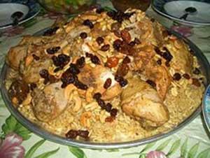 Moalldiboro Makanan Favorit Arab