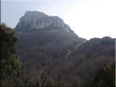 Lapoblazion desde el camino a Peña Alta