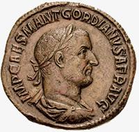 Sestercio de Gordiano I
