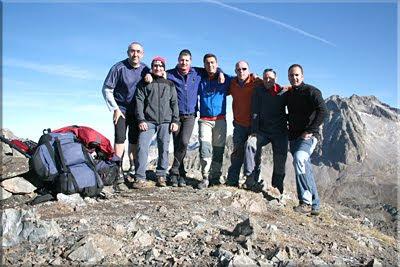 Musales mendiaren gailurra 2.655 m.  -  2008ko urriaren 5ean