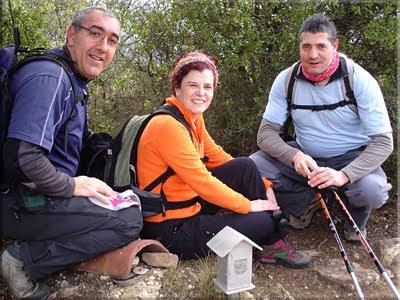 San Cristóbal mendiaren gailurra 888 m.  -  2010eko martxoaren 7an