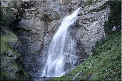 Cascada del Barranco d'Ardonés - Cerler