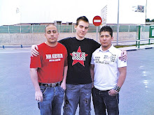 Bruno , Waldo y David.