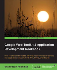 GWT 2 Application Development Cookbook