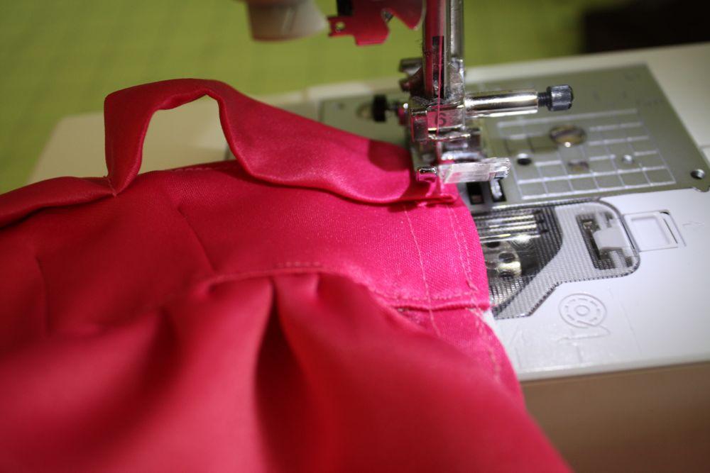 Barbie® ball gown tutorial