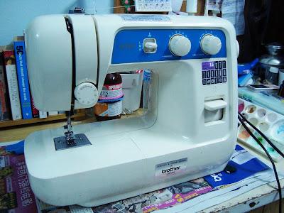 sewing machine vx 1250