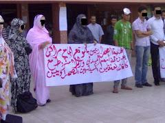 REPRESION EN SAHARA OCUPADO