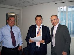Ultimo Día de la Auditoría de Certificación con SGS