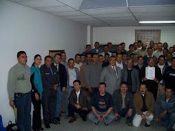 Reunión Trimestral Nov 2008