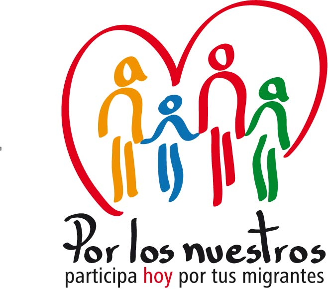 Por los nuestros, participa hoy por tus migrantes