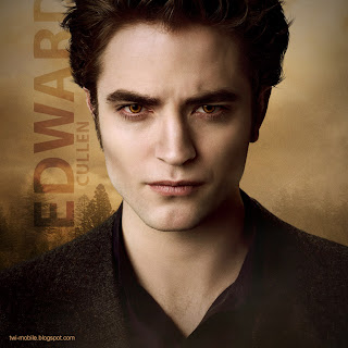 iPad wallpaper Twilight New Moon Edward Robert Pattinson