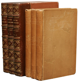 Tess of the D'Urbervilles First Editions 50 Shades