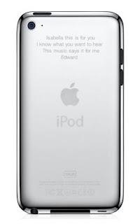 iPod engraved Master of the Universe MotU
