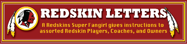 Redskin Letters