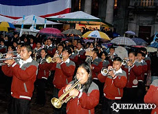 Bandas Contagian a xela con su ritmo