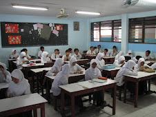 Ruang kelas VIII 7