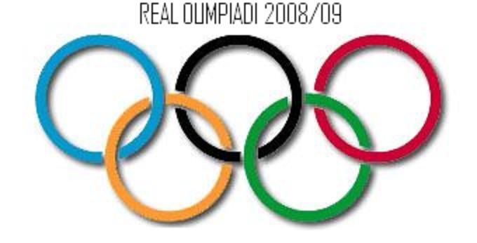 REAL OLIMPIADI 2008-2009