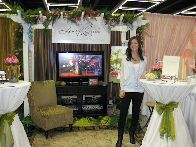 This was our first year in the Seattle Wedding Show and it was awesome