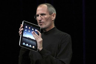 ipad apple iphone steve jobs