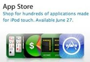 AppStore iPhone 3G 27 juin 2008