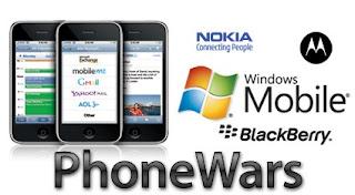 iPhone 3G versus Smartphones