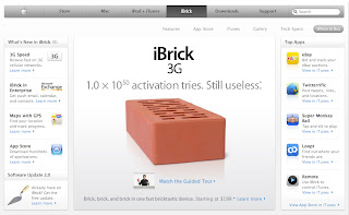 iphone 3g activation itunes ibrick
