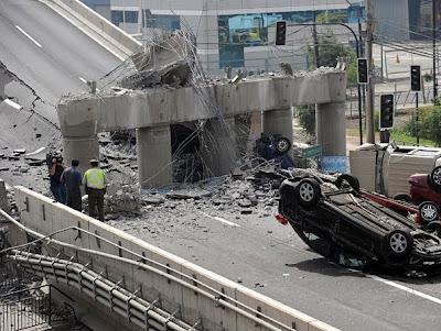 Cutremurul din Chile in imagini