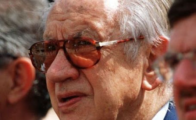 Juan Antonio Samaranch a murit
