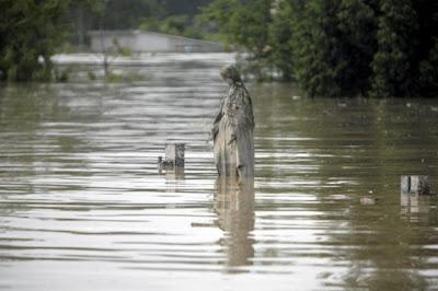 Inundatii in Polonia