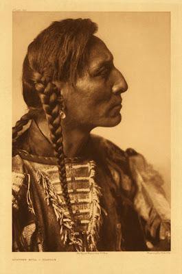 Tribul Apache la inceputul secolului 20