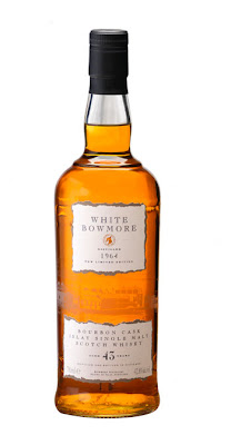 White Bowmore 1964 43 Year Old 70 cl