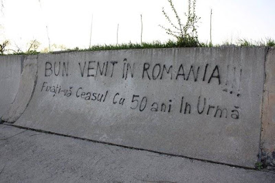 Ati intrat in Romania