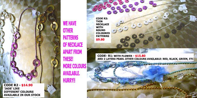 NECKLACES!! [CODE R1 to R3]