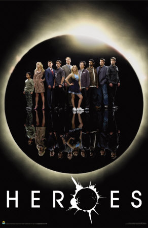 Heroes: Complete Series 1,2,3 & 4  9vdsw2