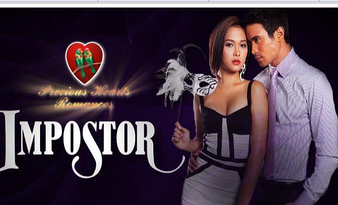 Impostor is the seventh installment of the Precious Hearts Romances